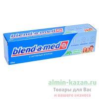 Зубная паста BLEND-A-MED   100мл 3-ЭФФЕКТ мягкая свежесть   ''P&G''   1/6/24