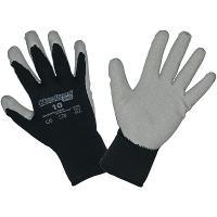 Перчатки рабочие с латексным покрытием размер 9 G40 СЕРЫЕ KIMBERLY-CLARK 1/12/60