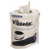 Салфетка влажная дезинфицирующая 100 шт/уп для диспенсера KLEENEX сменный блок KIMBERLY-CLARK 1/6