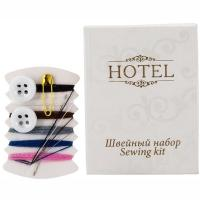 Швейный набор 4 предмета HOTEL картон 1/100/500