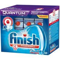 Таблетки универсальные 60 шт/уп для посудомоечных машин FINISH QUANTUM BENCKISER 1/1