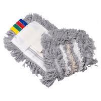 Насадка - МОП (MOP) для швабры Ш 400 мм плоская с карманами и ушками КОМБИСПИД ТРИО VILEDA 1/20