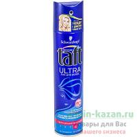 Лак для волос TAFT 225мл ULTRA сверхсильная фиксация SCHWARZKOPF 1/6/12