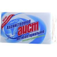 Мыло хозяйственное 200г 1 шт/уп антибактериальное АИСТ 1/48