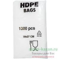 Пакет фасовочный   180х270 мм 500 шт/уп в евроблоке   1/10