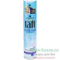 Лак для волос TAFT 225мл ULTRA PURE сверхсильная фиксация SCHWARZKOPF 1/6/12