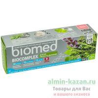 Зубная паста BIOMED 100мл BIOCOMPLEX СПЛАТ-К 1/5/25