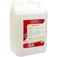 Средство для удаления жира и нагара (жироудалитель) 5л концентрат без запаха GRILL.NET канистра BELGIUM 1/4