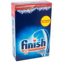 Соль 1.5кг для посудомоечных машин FINISH CALGONIT BENCKISER 1/12