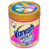 Пятновыводитель порошковый 500г для цветного белья VANISH OXIACTION BENCKISER 1/6