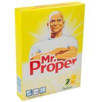 Порошок моющий для полов 400г Mr.PROPER ЛИМОН P&G 1/20