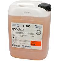 Средство для поломоечных машин 10л для бетонных и полимерных полов концентрат KENOLUX F400 канистра CID LINES 1/1