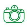 Крышка купольная   D90,5 мм с отверстием для соломки PET ПРОЗРАЧНАЯ   ''HUHTAMAKI''   1/75/1200