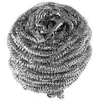 Мочалка спиральная D65 мм 1 шт/уп 27 г MAXI МЕТАЛЛ YORK 1/100