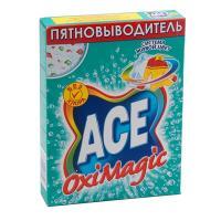 Пятновыводитель порошковый 500г для цветного белья ACE OXI MAGIC P&G 1/20